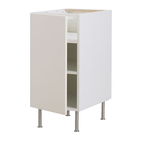 Ikea Kitchen Cabinets Quality: FAKTUM Base Cabinet With Shelves IKEA 25 Year Guarantee