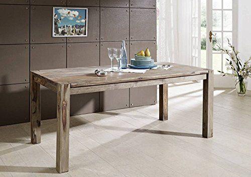 Palisander Holz massiv Esstisch 180x90 Sheesham