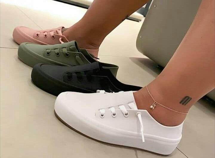 ad1d35ae0c4 Melissa. Melissa Ulitsa Sneaker Apaixonada por cada um ...