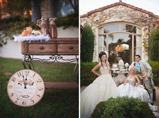 Bridal Inspiration: CinderellaEver After Blog | Disney Fairy Tale Weddings and Honeymoon