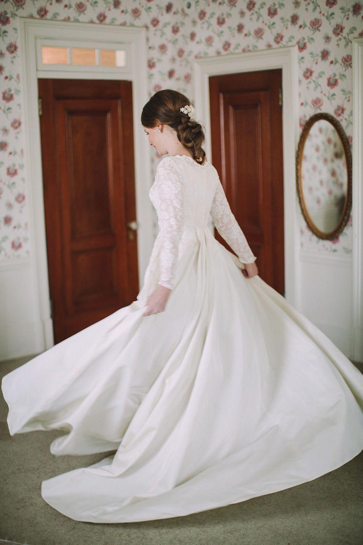 1960 wedding dresses  An Elegant Bride and her us Vintage Wedding Dress  Elegant bride