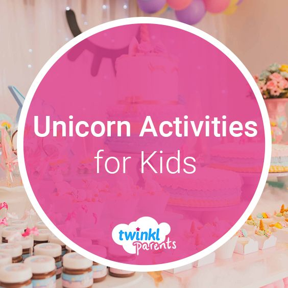 Unicorn Activities for Kids   Unicorn coloring pages ...
