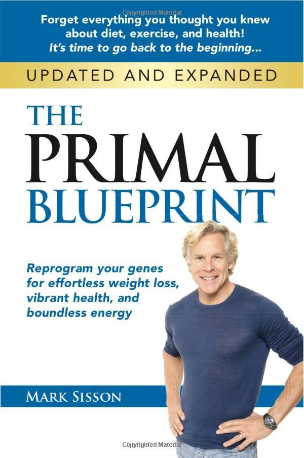 The Primal Blueprint Reprogram your genes for - new tribal blueprint diet