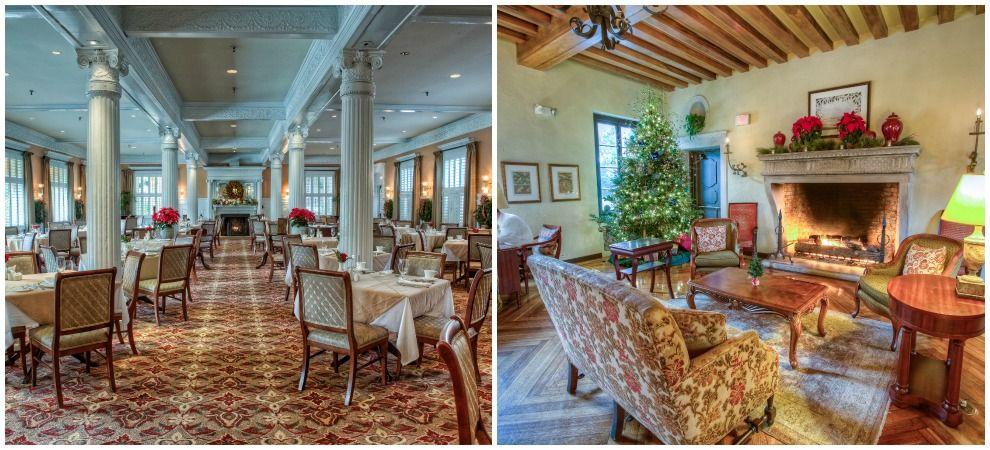 Christmas Dinner - Jekyll Island Club Hotel | Thanksgiving dinner, Christmas dinner, Jekyll ...