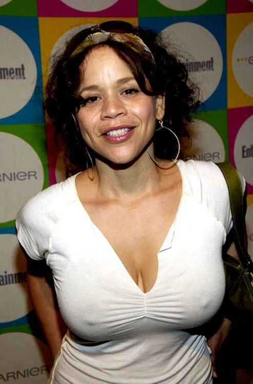 Opinion Rosie Perez nude similar situation