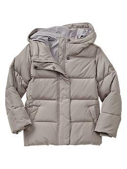 NEW Gap Boys Winter Puffy worm Jacket Coat hooded Size XXL Husky