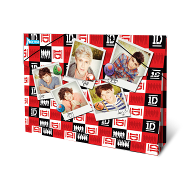 Carpeta fuelle One Direction 1