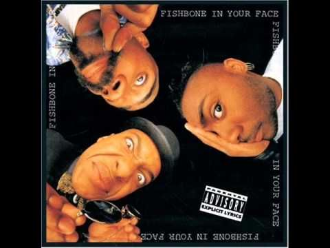 Fishbone - Turn the other way