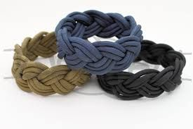 Different Ways To Tie 550 Cord Bracelet Google Search Sailor