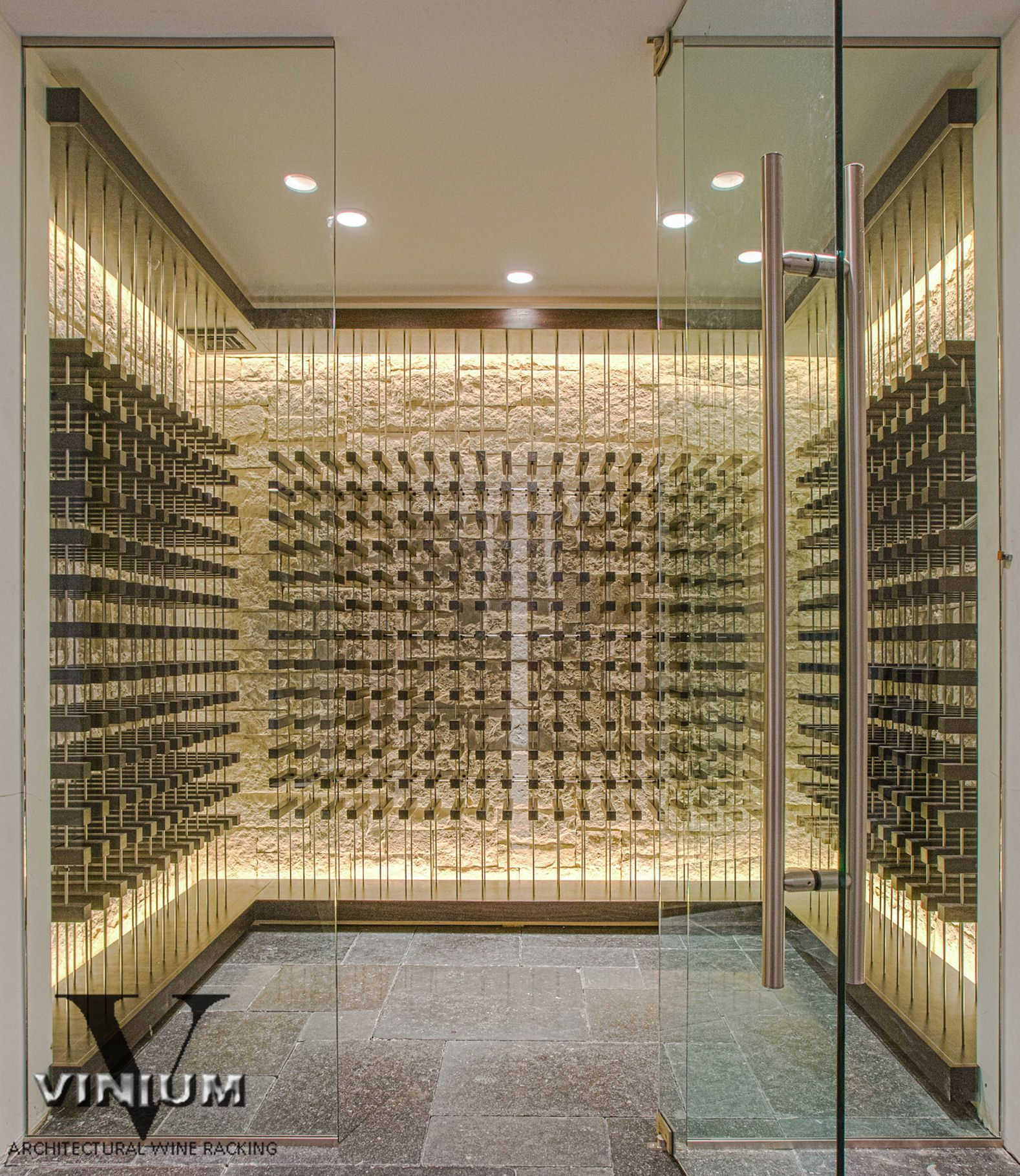 Cellarssouth  Contemporary Wine Cellar