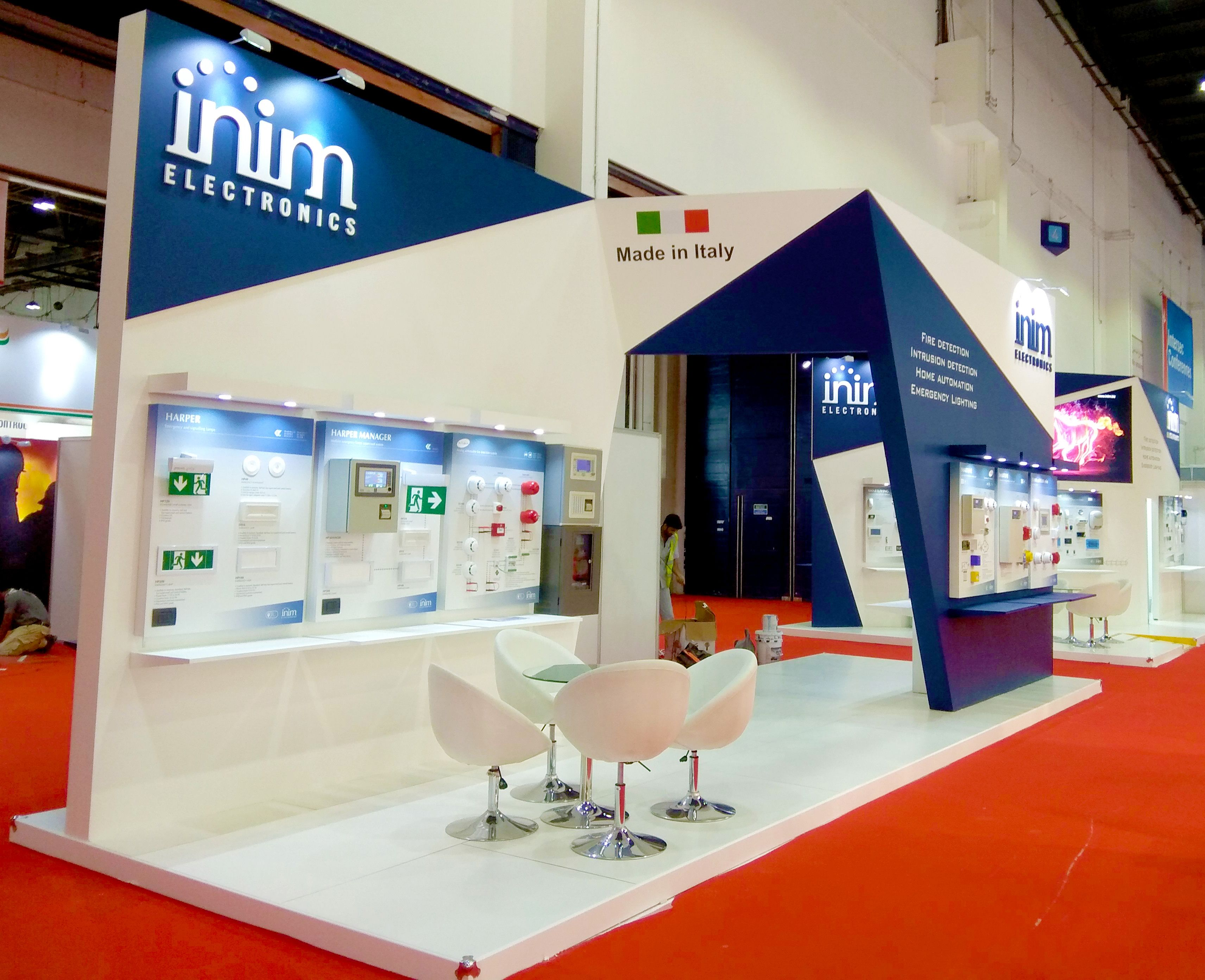 Exhibition Stand Design Competition : Com exhibition design