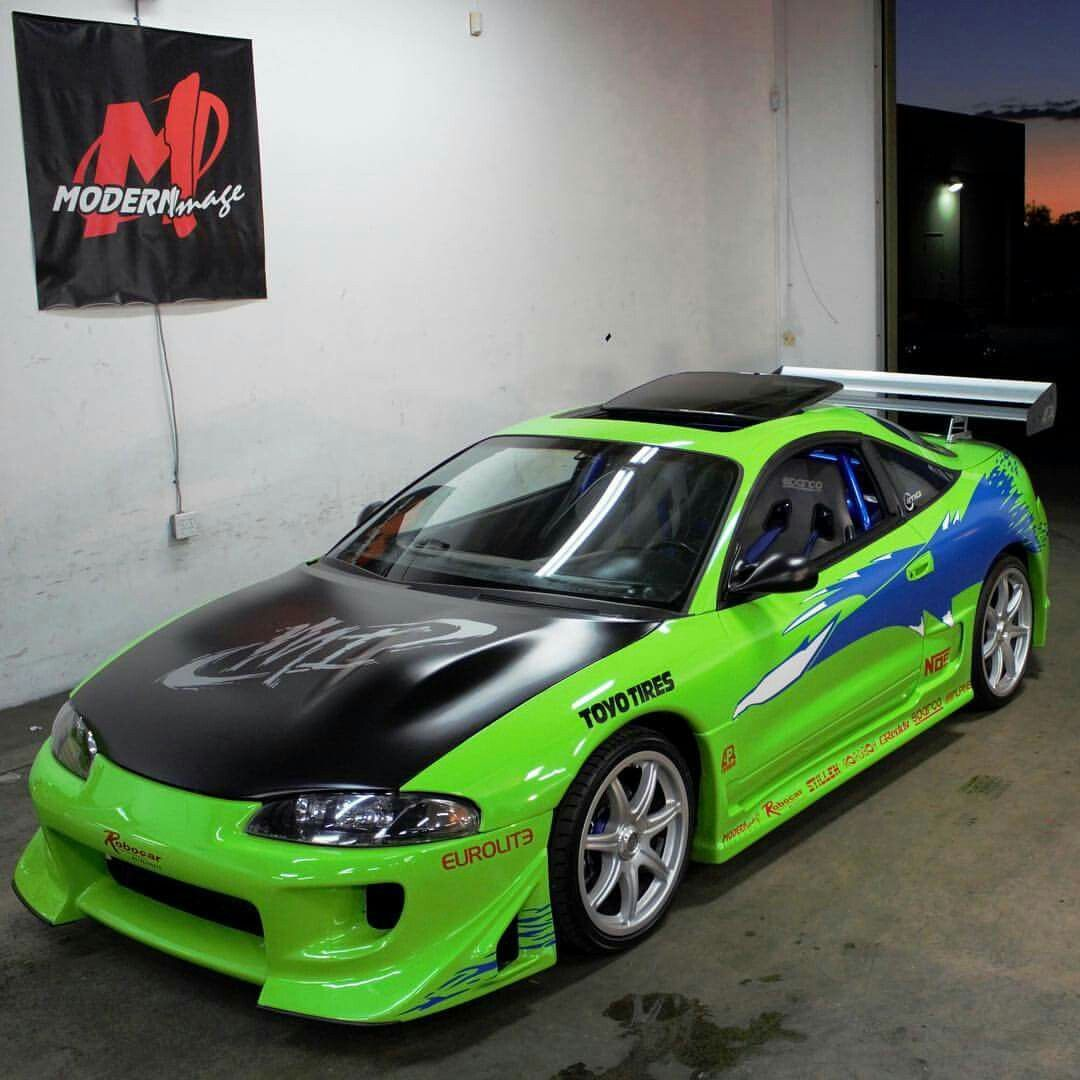 mitsubishi eclipse fast and furious carmania pinterest jdm cars cars and super cars. Black Bedroom Furniture Sets. Home Design Ideas