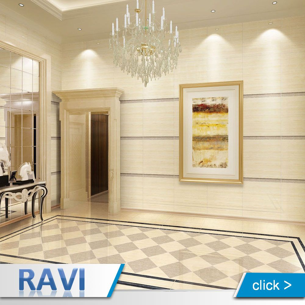 Dubai Interior Design 60x120 New Flooring 2015 Porcelain Tiles
