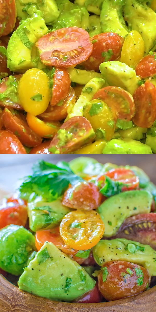 Photo of Tomato Avocado Salad