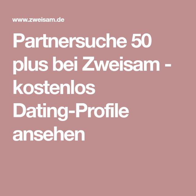 Partnersuche und Freundschaft für Menschen ab 50!