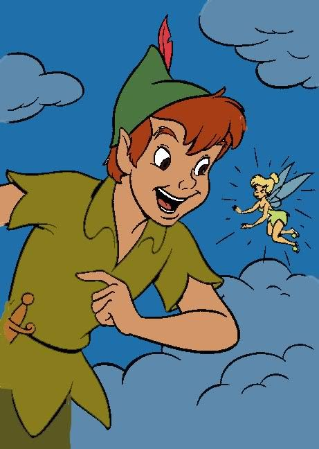 Peter Pan | Coloring Pages | Pinterest | Peter pans