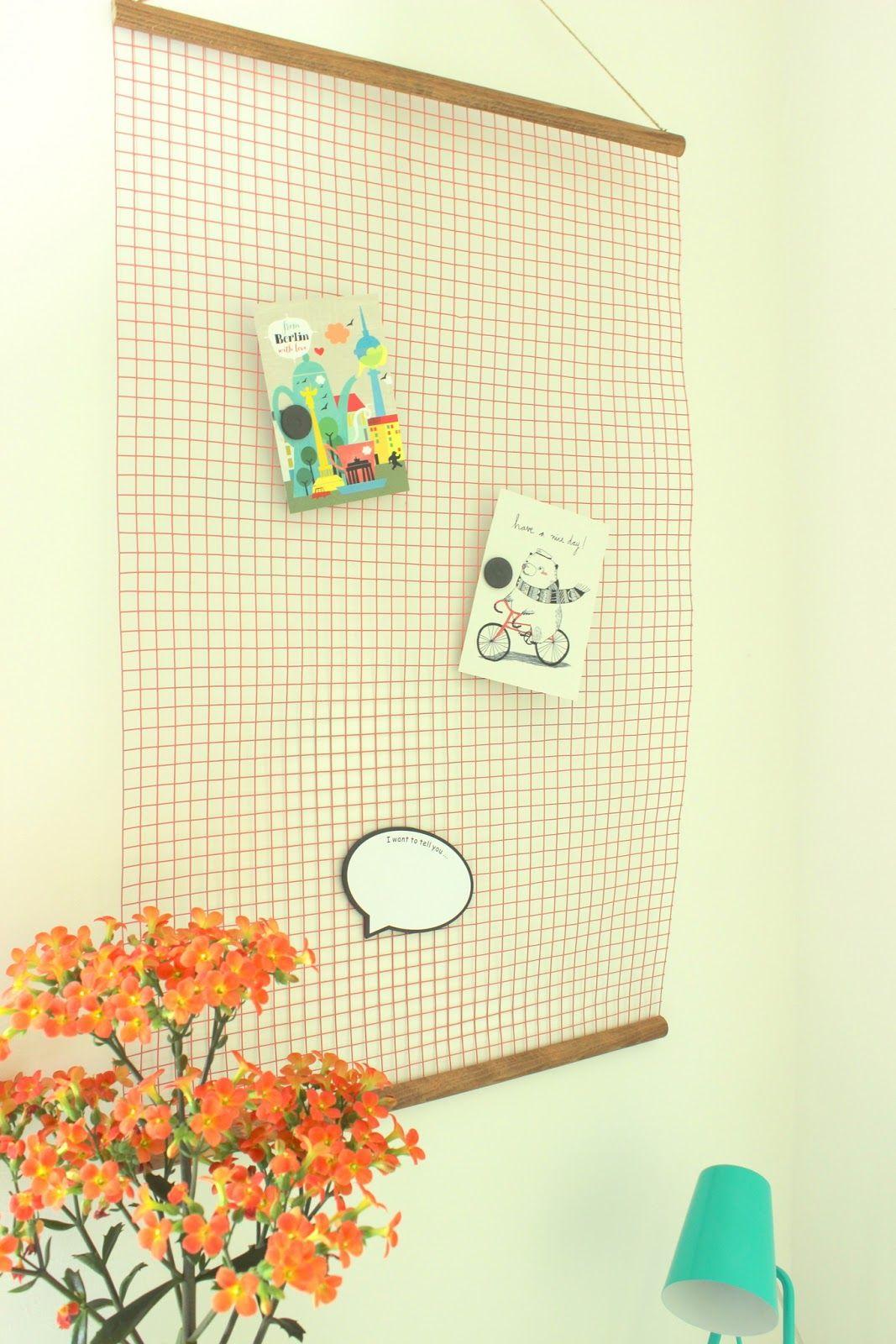 Pinnwand aus Hasendraht   my DIY\'s \
