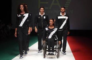 VISTO DAL basso    : OLIMPIADI Le divise per Rio 2016 con un...7 troppo...
