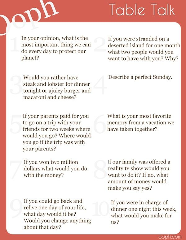 Pillow Talk Questions For Adults: Summer Talk   Starters  Summer and Parents,