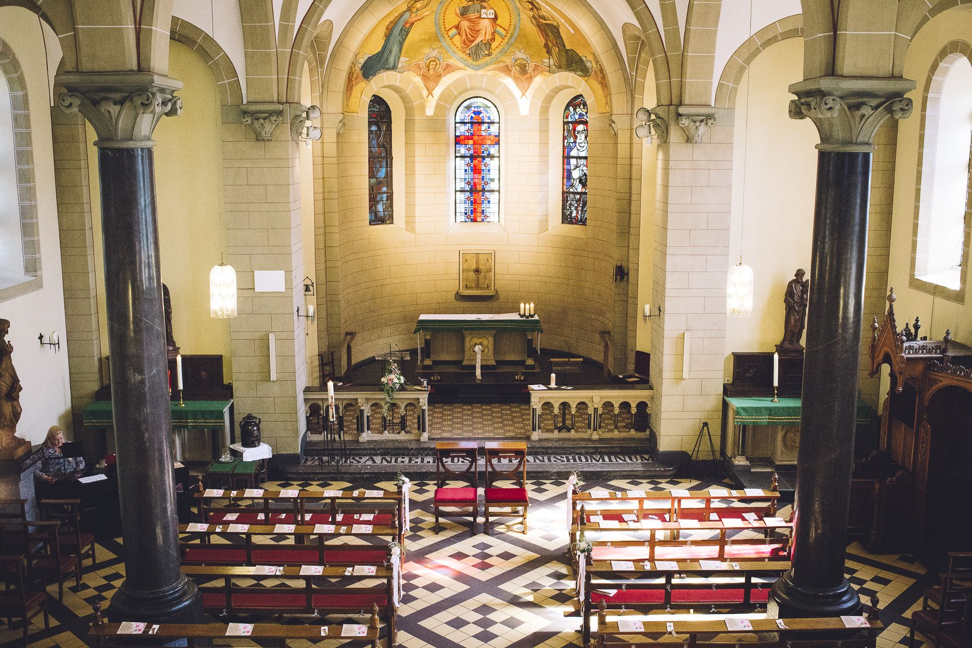 Kirche Kohlscheid St Berensberg Aachen Trauung Http Www Einblick Liebe De Kirchen Trauung Standesamt