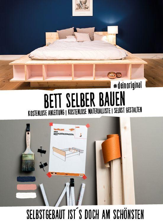 Bett Wilhelm Selber Bauen Alle Mobel Create By Obi Bett Selber Bauen Bett Selber Bauen Anleitung Selber Bauen