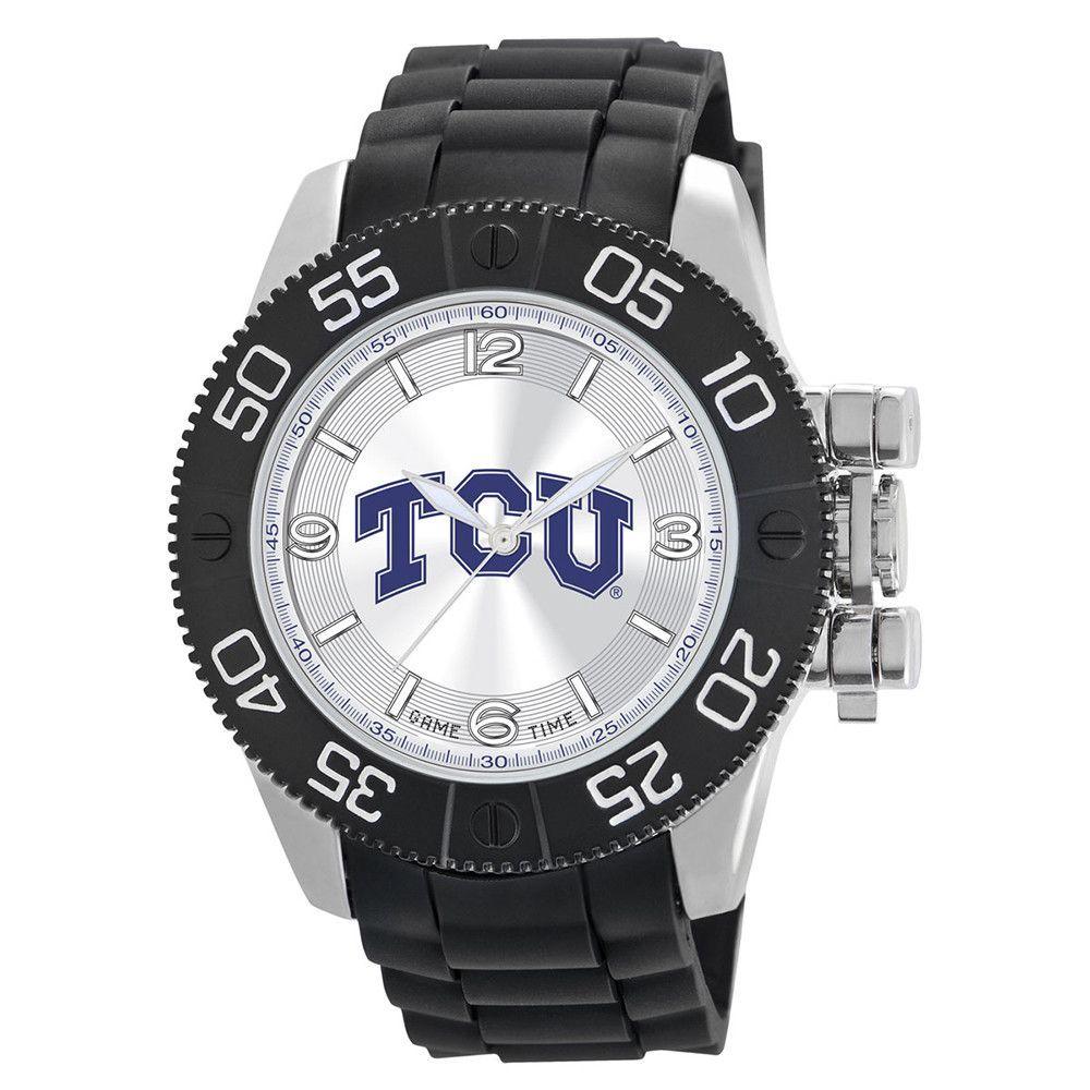 Texas Christian Horned Frogs NCAA Mens Beast Series Watch