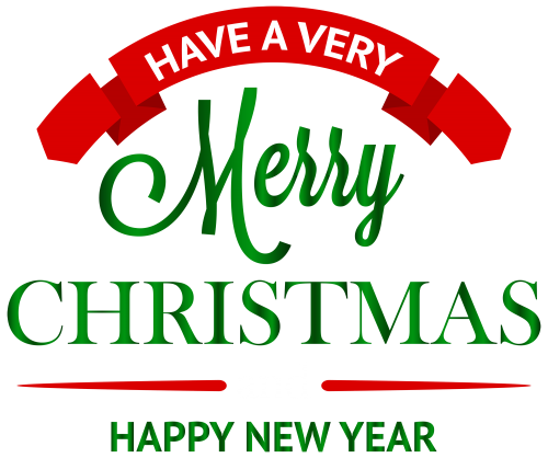 Have a Merry Christmas Decoration PNG Clipart The Best PNG ...