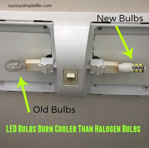 Why You Should Change Your RV Lights To LED - RV & Camper LED ...