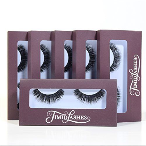 c578435d81f New 5 Pair Thick Black Crisscross Long False Eyelashes Fake Eye Lashes Q099