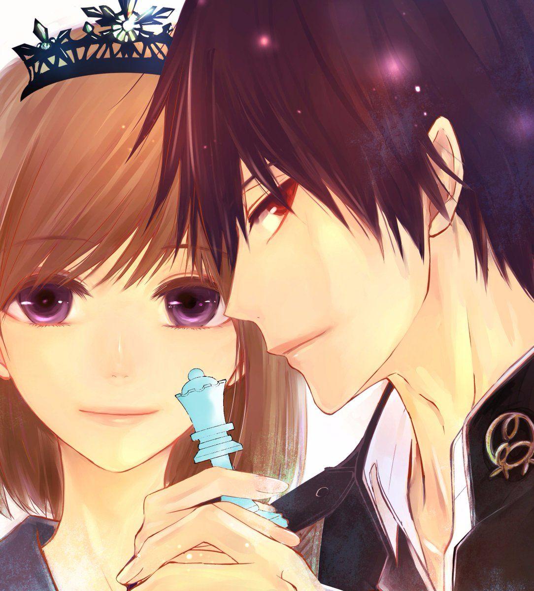 Pin by Santiagokun on QQ Sweeper Couple cartoon, Anime