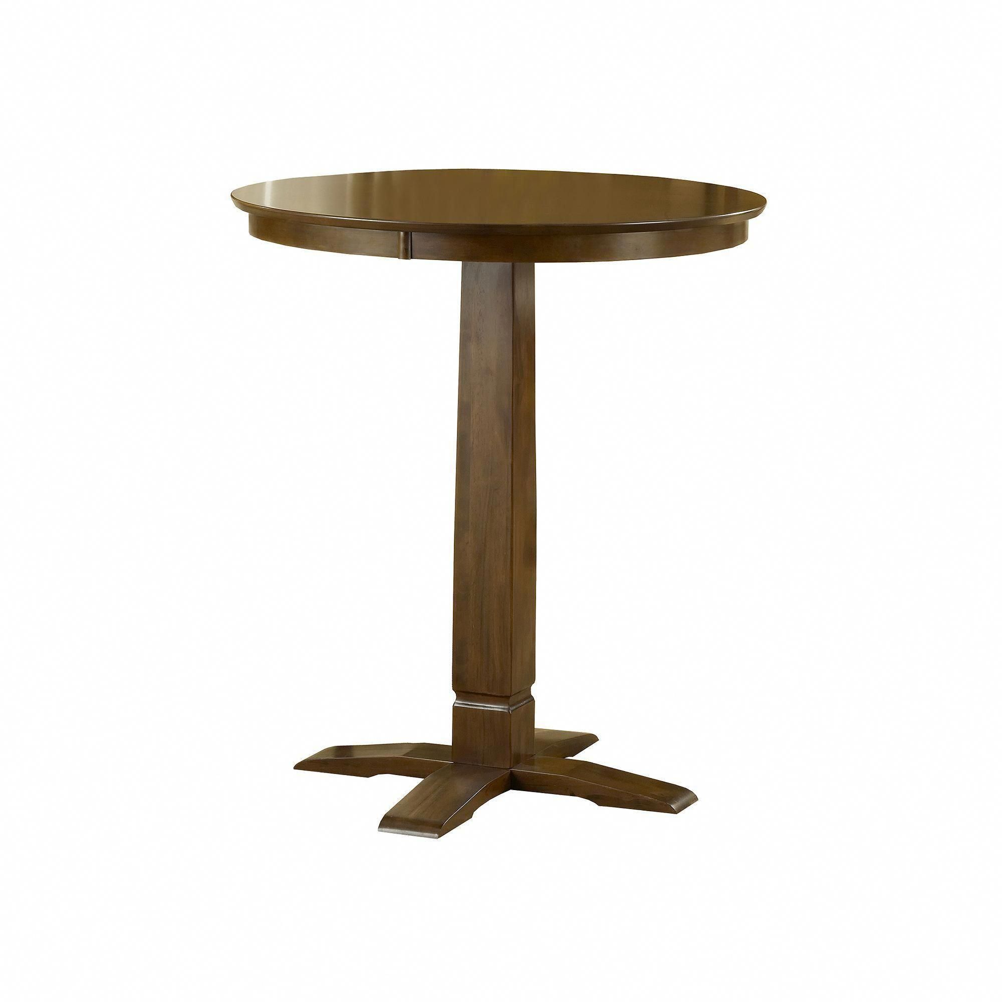 193 Antique Beige Round End Table Birchlane End Tables