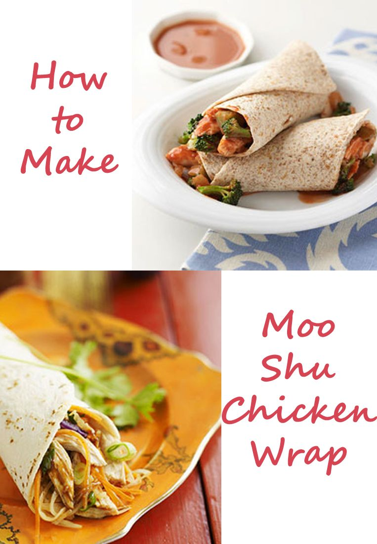 easy moo shu chicken  recipe with images  recipes