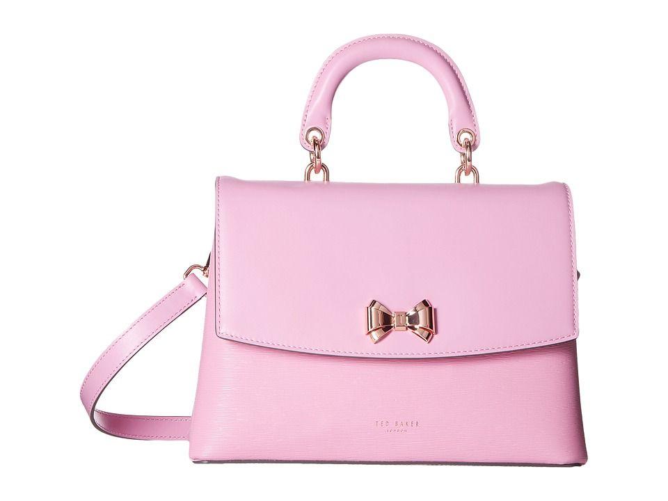 Ted Baker Begonea Pale Pink Handbags Tedbaker Bags