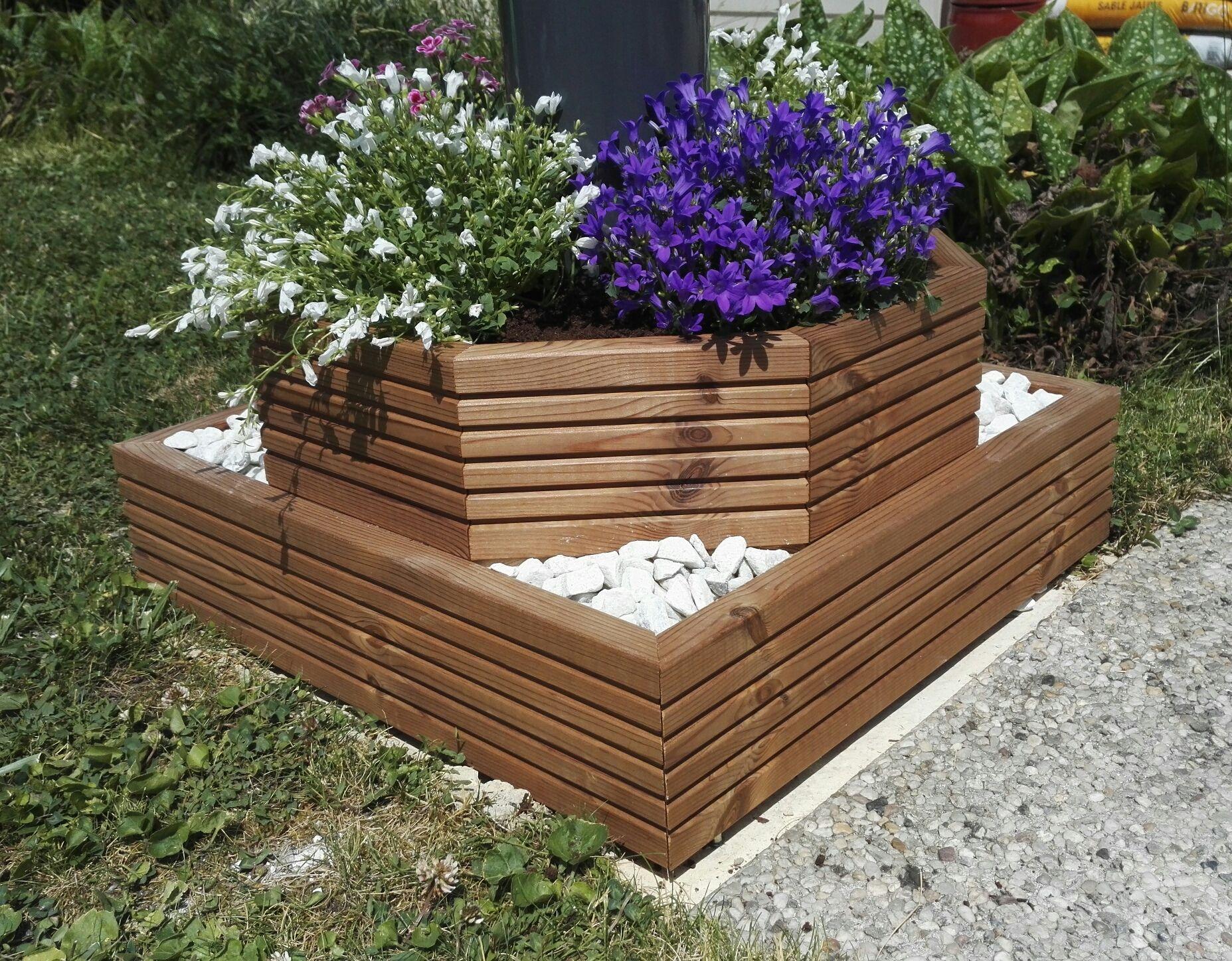 11++ Fabriquer jardiniere avec lame de terrasse ideas