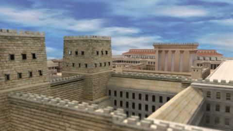3D model of Solomon's temple: This might be a pretty cool