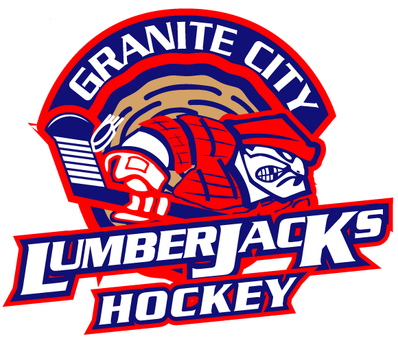 2007 Granite City Lumberjacks Sauk Rapids Minnesota Rhino Deck Arena East Div West Granitecitylumberjacks Saukrapidsminneso