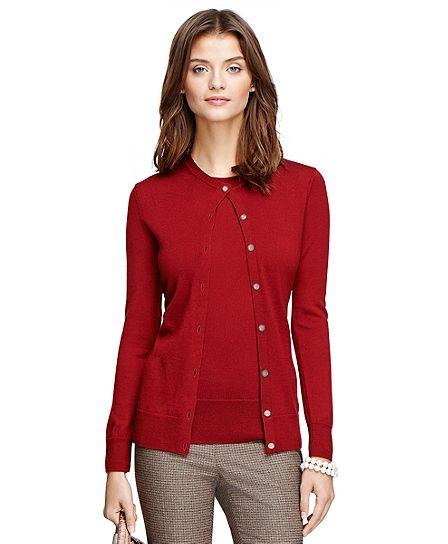 Saxxon® Wool Twinset 15f3d3da2