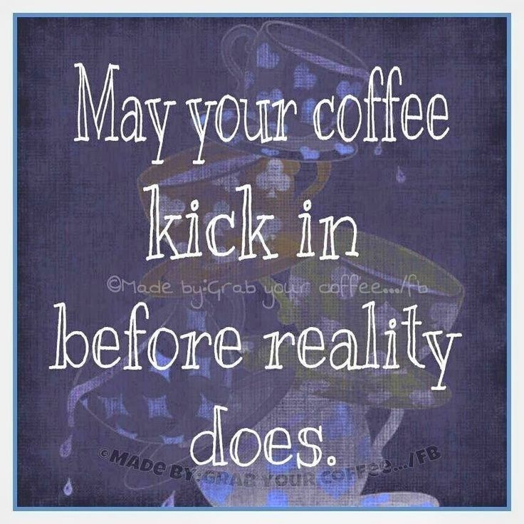 Love this #coffeequote