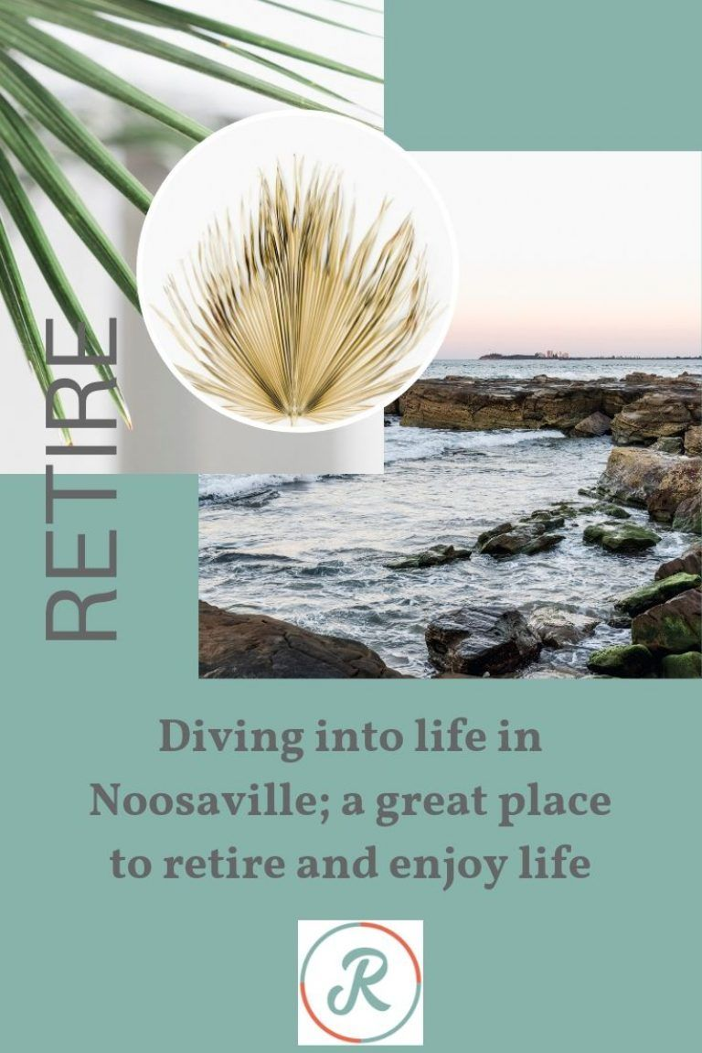 Diving into life in Noosaville; a great place to retire