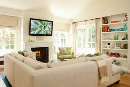 sherman-oaks-1.jpg | Home decor, Family room, Sectional couch