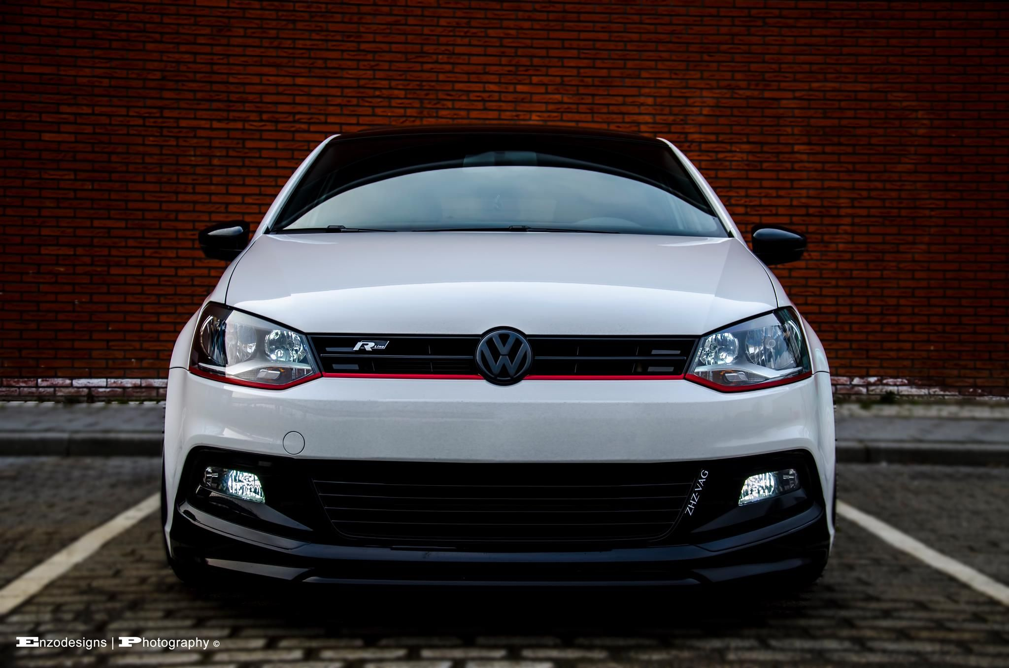 Blacked Out Front Polo 6r Volkswagen Polo Vw Cars