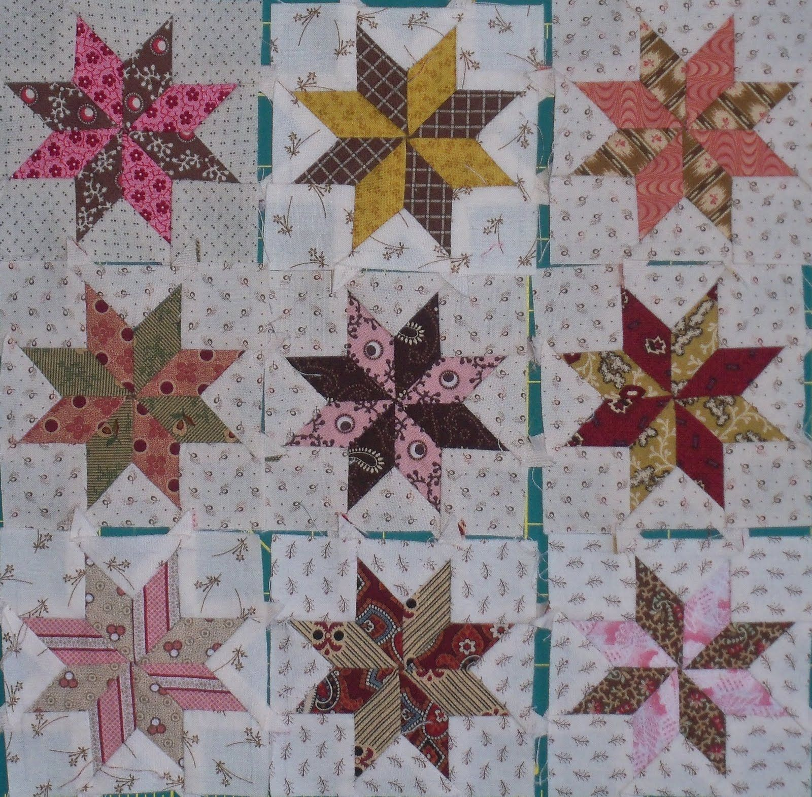Repro Quilt Lover | Lots of Stars | Pinterest | Quilt and Search : repro quilt lover - Adamdwight.com