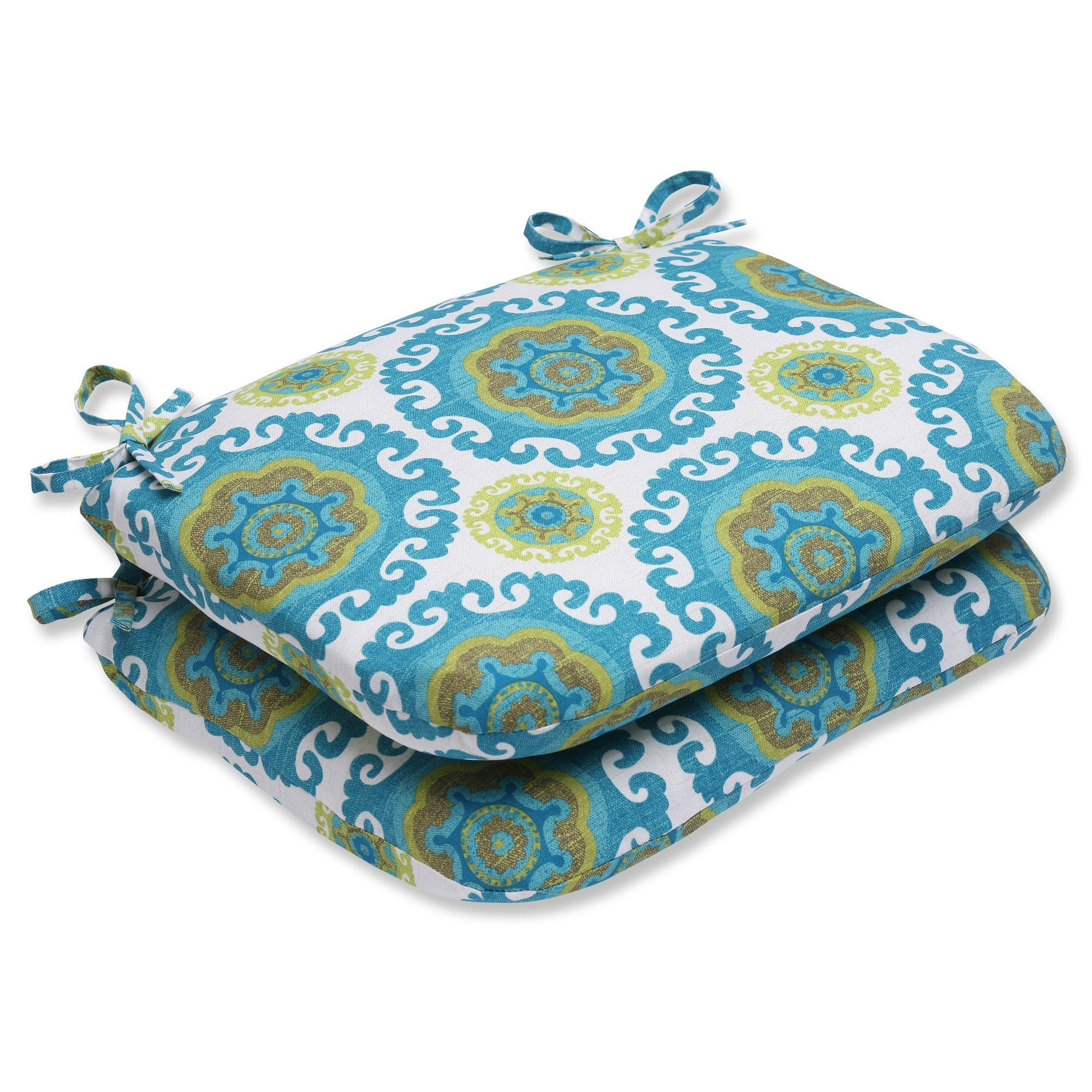 Suzani outdoor dining chair cushion products pinterest dining