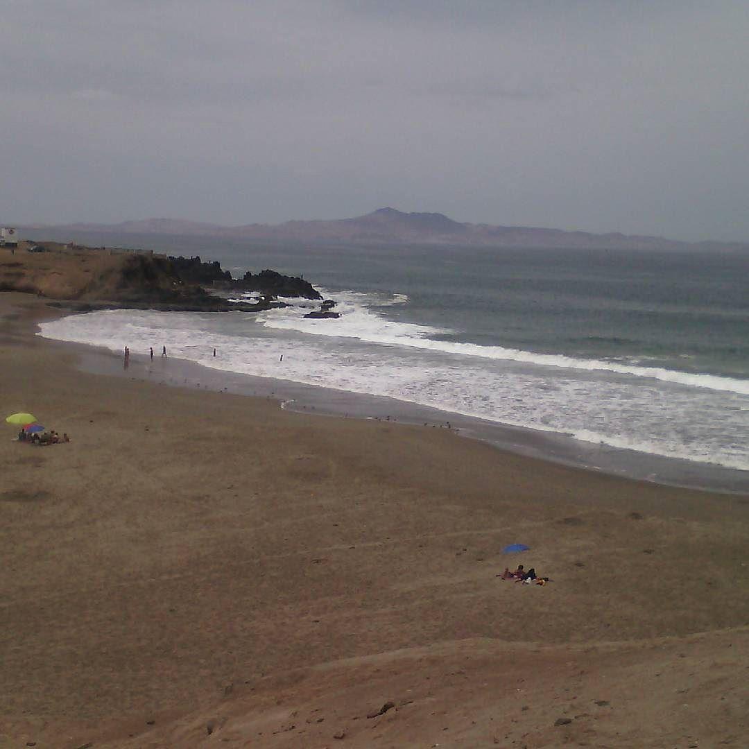 Playa Hornillos #huachomilenario by lacuevadedominguez