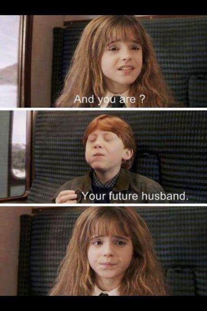 Hermione S Reaction In 2021 Harry Potter Jokes Harry Potter Quotes Funny Harry Potter Funny