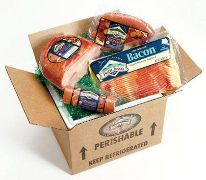 Meat Gift Baskets Petit Jean Meats traditional Arkansas flavor