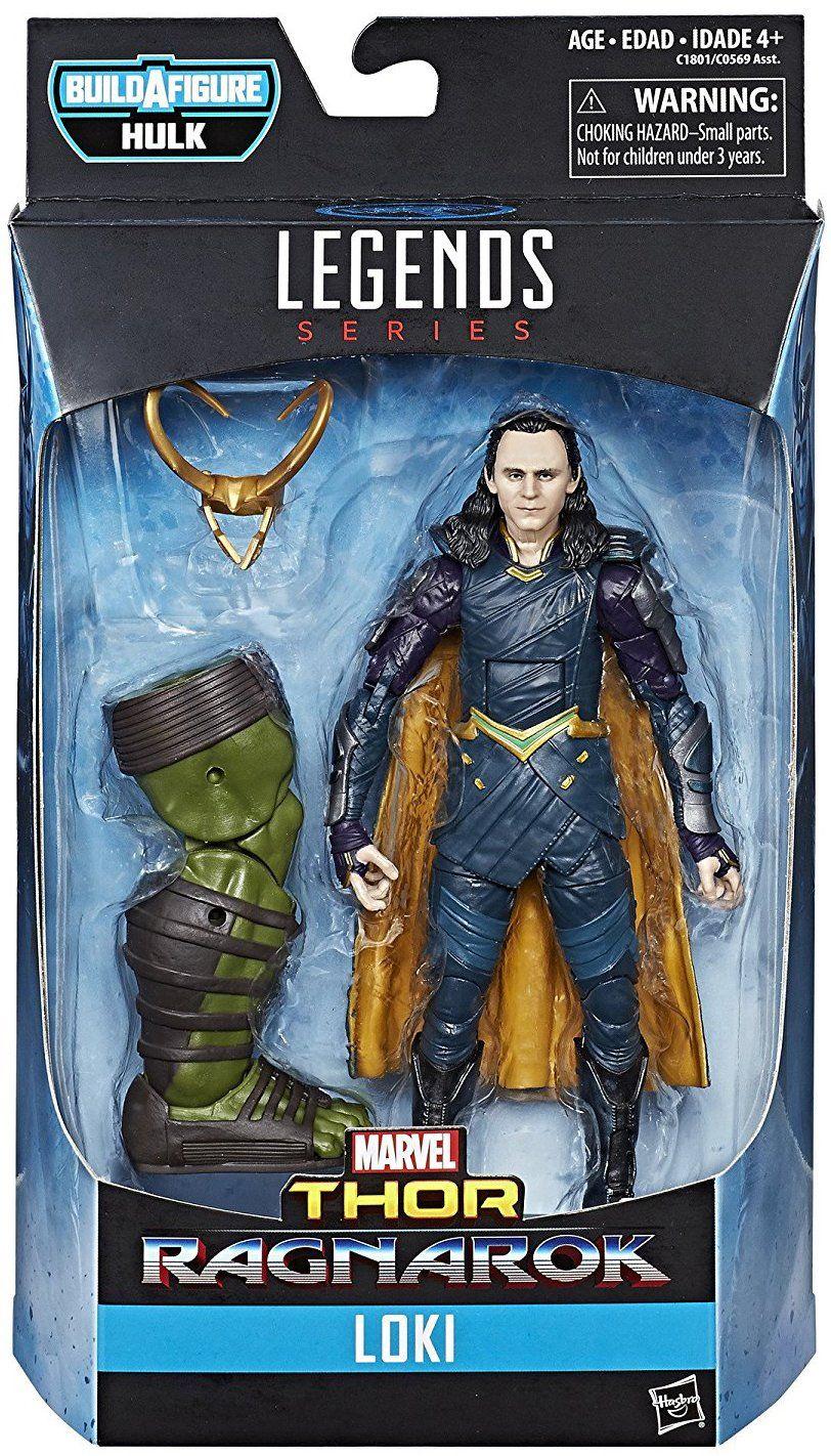 """Marvel Legends LOKI 6/"""" Action Figure Ragnarok Wave"""