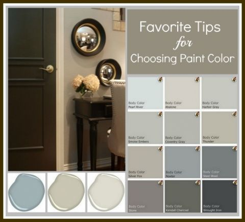 Neutral Warm Gray Pashmina By Benjamin Moore Is Another