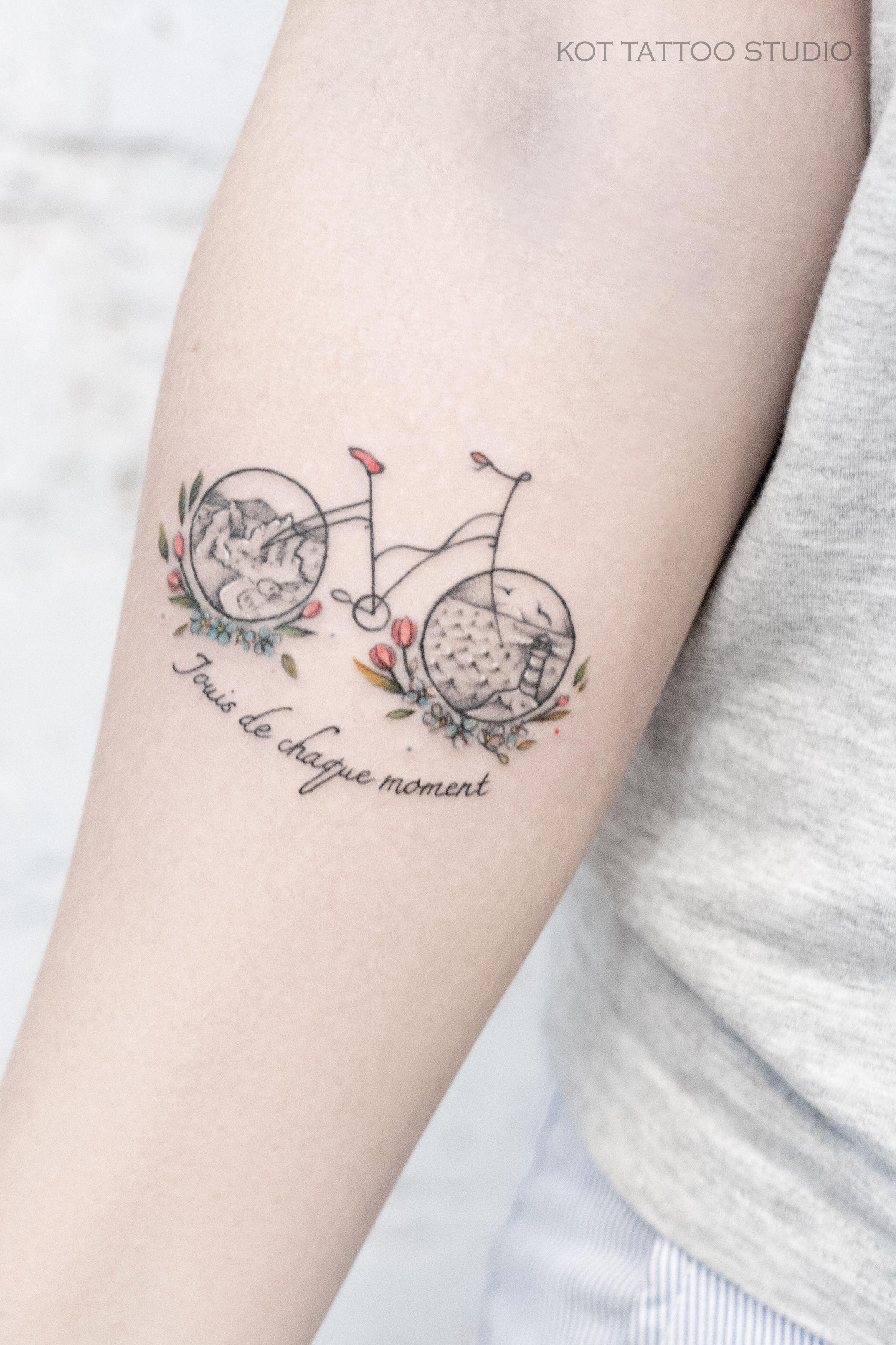 небольшие татуировки для девушек не оставляют никого равнодушным а