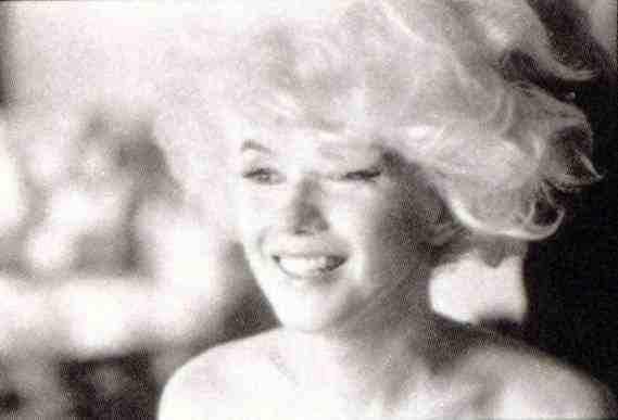 Marilyn Monroe photographed by Bert Stern ~ 1962